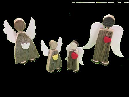 anjel Evka suvenír