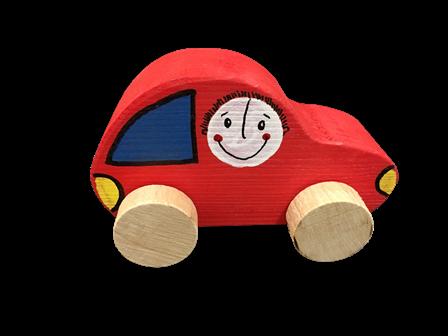 autíčko mini darček hračka suvenír